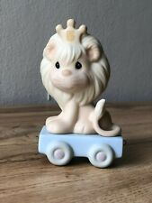 Vtg 1985 Precious Moments This Day Is Something to Roar About Figurine 15989