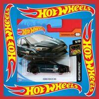 Hot Wheels 2019  FORD FOCUS RS  139/250  NEU&OVP