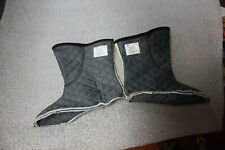 US Combat Bootie Liner Military Intermediate Cold Weather Inserts Pair size 8NR