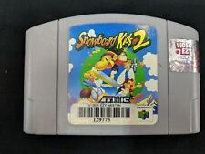 Snowboard Kids 2 Nintendo 64Great condition (C)