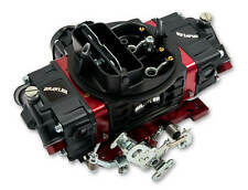 Quick Fuel Carburetor BR-67318 Brawler Street 650 cfm 4bbl Mechanical Black Red