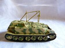 Tank char blindé  2ème guerre mondiale - A identifier -  Lot 3