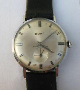 DOXA mechanical hand winding Swiss watch Lorsa 238 from 1976. year, corect