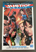 DC Comics Justice League TPB Rebirth Vol 1 Superman Batman Flash Wonder Cyborg