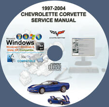 repair manuals literature for chevrolet corvette for sale ebay rh ebay com Chevrolet Corvette Stingray Chevrolet Corvette Stingray