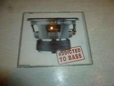 PURETONE - Addicted To Bass - 2001 UK 3-mix CD single
