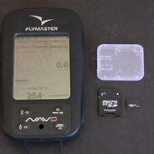Flymaster 16GB Class 10 microSD card preloaded with topography and airspace