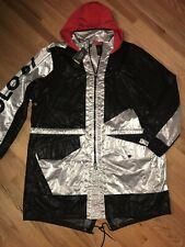 NWT $798 Polo Ralph Lauren Marsh Mesh Metallic Stadium P-Wing Jacket sz XXL