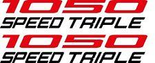 Triumph 2 Aufkleber Speed Triple 1050 Moto Sticker Decal Bike Skull 21 Farben