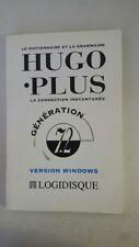 Hugo plus: Guide d'utilisation, version windows-1993