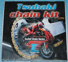 kit chaîne TSUBAKI ALPHA XRG GOLD 17x38 KTM 990 SUPERDUKE 2005/2011 neuf