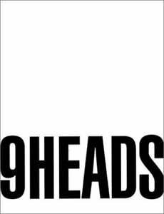 9 Heads A Guide to Drawing Fashion by Nancy Riegelman