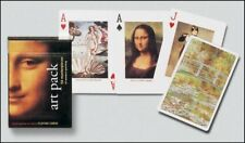 Art Pack set of 52 playing cards + jokers (gib)