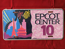 Disney Where The Party Never Ends 2005 Licence License Plate New//Sld