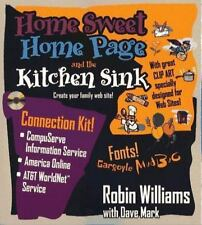Home Sweet Home Page and the Kitchen Sink