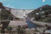 BF21693 gorges de la dordogne barrage de bort  france  front/back image