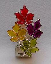 Bath & Body Works Stained Glass Leaves Wallflower Diffuser