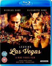 Leaving Las Vegas 5055201829863 With Nicolas Cage Blu-ray Region B