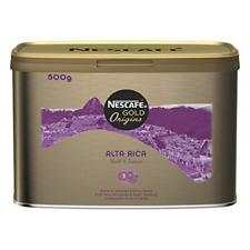 Nescafé Alta Rica Instant Coffee Tin 500G