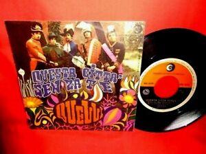 QUELLI (pre PFM) Tornare bambino (TRAFFIC cover) 45rpm 7' + PS 1967 ITALY MINT-