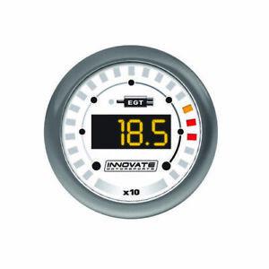 3854 Innovate Motorsports Mtx Digital, Exhaust Gas Temperature EGT Gauge Kit
