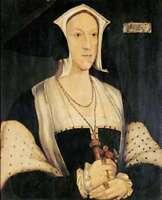 FINE-ART-PRINT-Holbein--Hans-Portrait-of-Margaret-Wotton-Poster-Paper-or-Canvas-