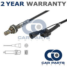 FOR VOLVO 480 2.0 INJECTION 1992-96 3 WIRE FRONT LAMBDA OXYGEN SENSOR O2 EXHAUST