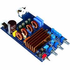 TPA3255 Class D Digital 2.1 HIFI Power Amplifier Board  300W + 150W + 150W AMP