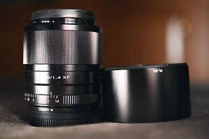 Viltrox F1.4 Autofocus Lens for (Fujifilm Fuji X-mount) - Sweet Bokeh!