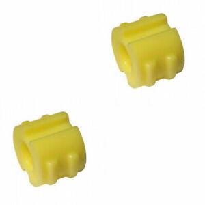 2PU Front Sway Bar Bushings 11-01-3553 compatible/w MERCEDES-BENZ S class