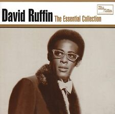 DAVID RUFFIN THE ESSENTIAL COLLECTION CD R&B SOUL NEW SEALED