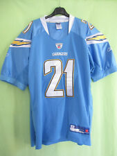 Maillot Reebok CHARGERS Football Americain Tomlinson #21 Jersey - 52