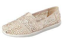 Skechers NEW Bobs Cartwheels natural memory foam flat comfort shoes sizes 3-8