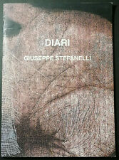 """DIARI: GIUSEPPE STEFANELLI"""