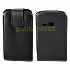 Holster Pouch Flip Leather Case Cover Best For Samsung Galaxy Young S6310