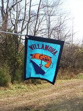 VILLANOVA UNIVERSITY House Flag, EMBROIDERED BY EVERGREEN