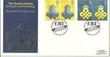 Gb-1990-10th aprile la Queens Award per l'esportazione FDC-annulla speciale