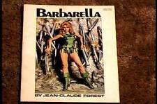 BARBARELLA GROVE PRESS SPECIAL 1966 FINE+ JANE FONDA