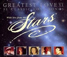 With Love From The Stars / Greatest Love 6 - 2CD - Fat Box
