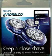 NEW PHILIPS NORELCO ARCITEC RQ10 RQ 10 Shaver HEADS