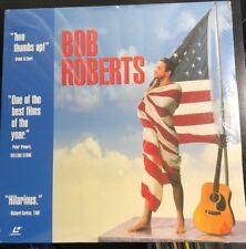 * Bob Roberts * Tim Robbins  Alan Rickman  Extended Play Laser Disc NEW