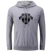 Linkin Park Camisetas Masculina Print Sweatshirt Unisex Hoodies Graphic Hoody