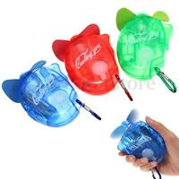 Water Spray Cooling Fan Portable Mist Sport Beach Camping Travel Summer Gift Toy