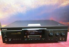 Sony MDS-JA3ES Minidiscrecorder mit Fernbedienung + BA, Topzustand