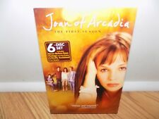 Joan of Arcadia - The First Season (DVD, 2005, 6-Disc Set) BRAND NEW SEALED!!!