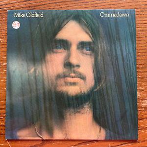 VINYL LP Mike Oldfield Ommadawn 1975 Virgin Records 1st Press V2043 EX/EX A1/B1