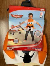 Disney Planes Dusty Crophopper 3D Airplane Halloween Costume Child 4-6 NEW 2013