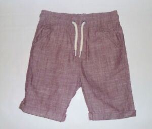 Tu Mulberry Cotton Shorts Age 3-4 Years