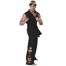 The Karate Kid Cobra Kai Japan Taekwondo Karate Suit Uniform Cosplay Costume