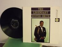 "Buster Smith,Atl.1323,""The Legendary Buster Smith"",US,LP,mono,Black lbls,jazz,M-"